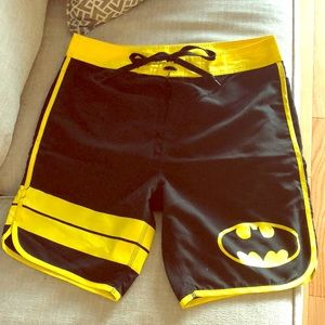 Batman Swim Trunks